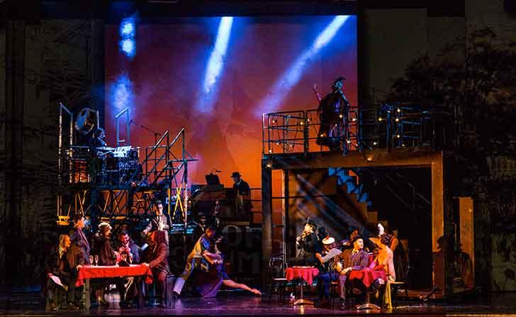 La Bohème diventa un musical al Teatro di Ferrara