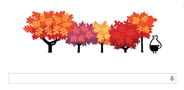 doodle autunno